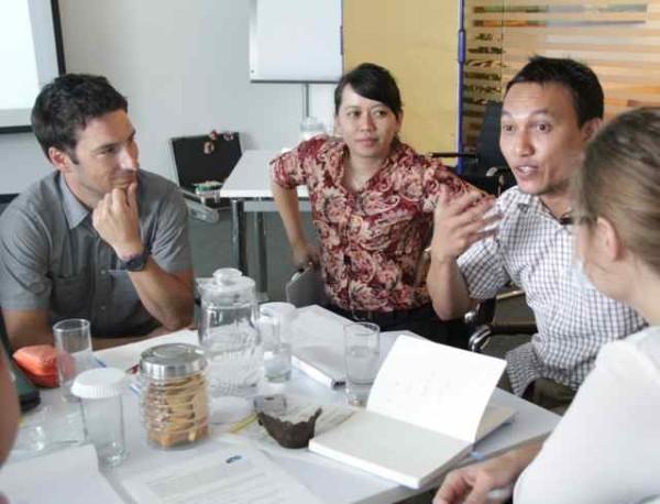 Intercultural team developments